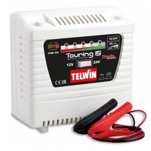 TELWIN TOURING 15 807592 50-115A 12V/ 24V