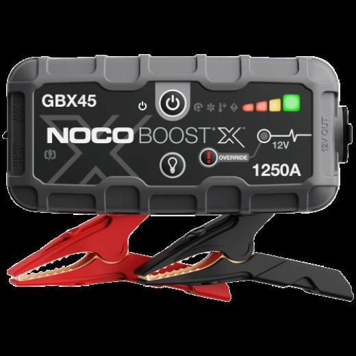 ΕΚΚΙΝΗΤΗΣ  ΙΟΝΤΩΝ ΛΙΘΙΟΥ NOCO BOOST X GBX45 ULTRASAFE 1250A