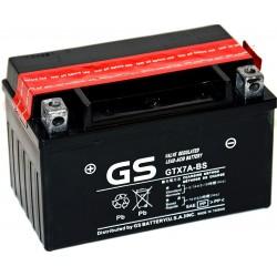 ΜΠΑΤΑΡΙΆ MOTO GS AGM GTX7A-BS  12V 6.3Ah  105CCA(EN) MAINTENANCE FREE