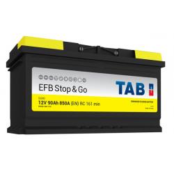 ΜΠΑΤΑΡΙΑ TAB EFB STOP&GO 59088 90AH 12V 850A