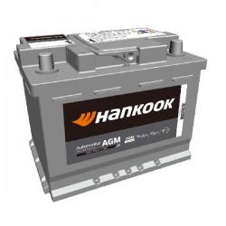 ΜΠΑΤΑΡΙΑ HANKOOK  AGM SA56020 12V 60AH