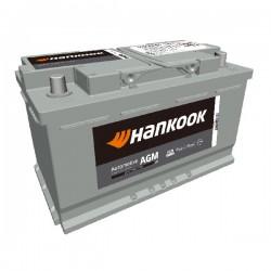 ΜΠΑΤΑΡΙΑ HANKOOK  AGM SA58020 12V 80AH