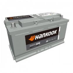ΜΠΑΤΑΡΙΑ HANKOOK  AGM SA59520 12V 95AH