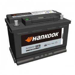 ΜΠΑΤΑΡΙΑ HANKOOK EFB SE57010 12V 70AH START STOP