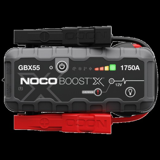 ΕΚΚΙΝΗΤΗΣ  ΙΟΝΤΩΝ ΛΙΘΙΟΥ NOCO BOOST X GBX55 ULTRASAFE 1750A