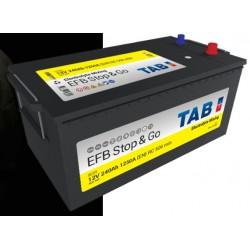 ΜΠΑΤΑΡΙΑ TAB EFB STOP&GO 240AH 1250A SG24